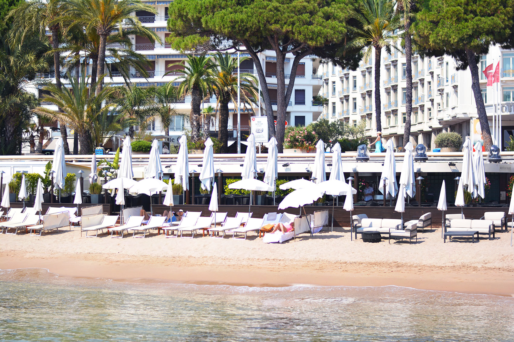 Z plage Cannes