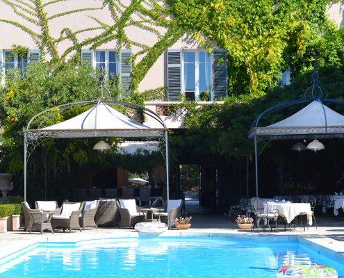 Hotel Cinq etoiles Saint-Tropez