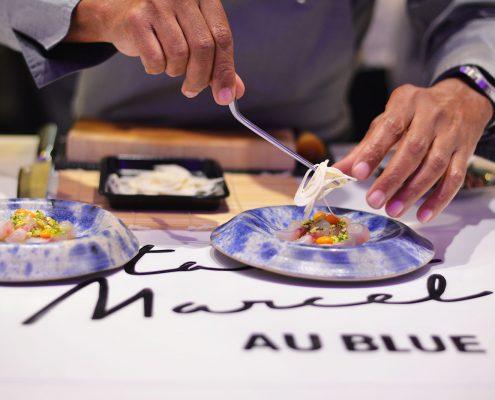 La Table de Marcel Ravin