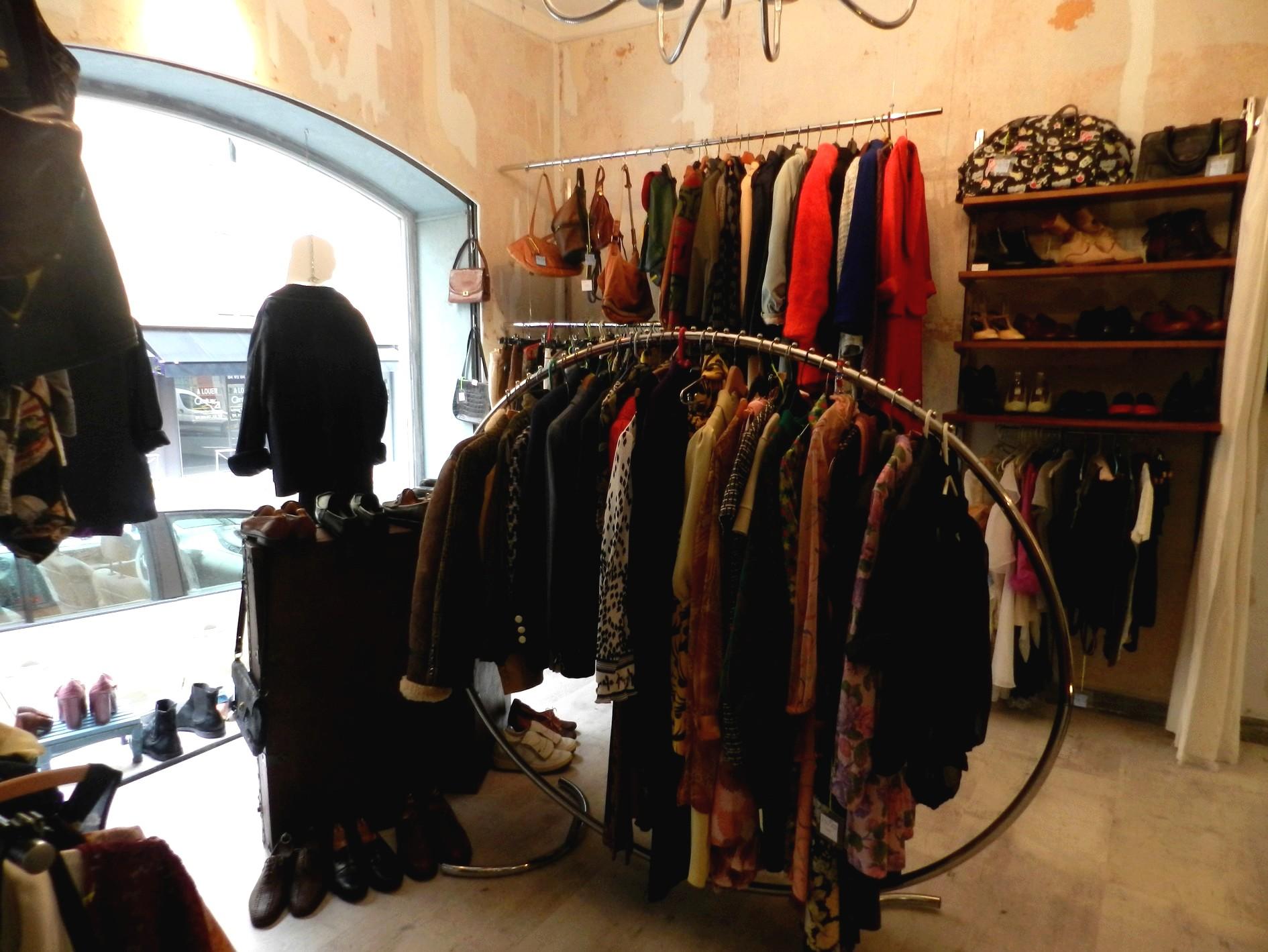 deux pièces : nouvelle boutique vintage à nice