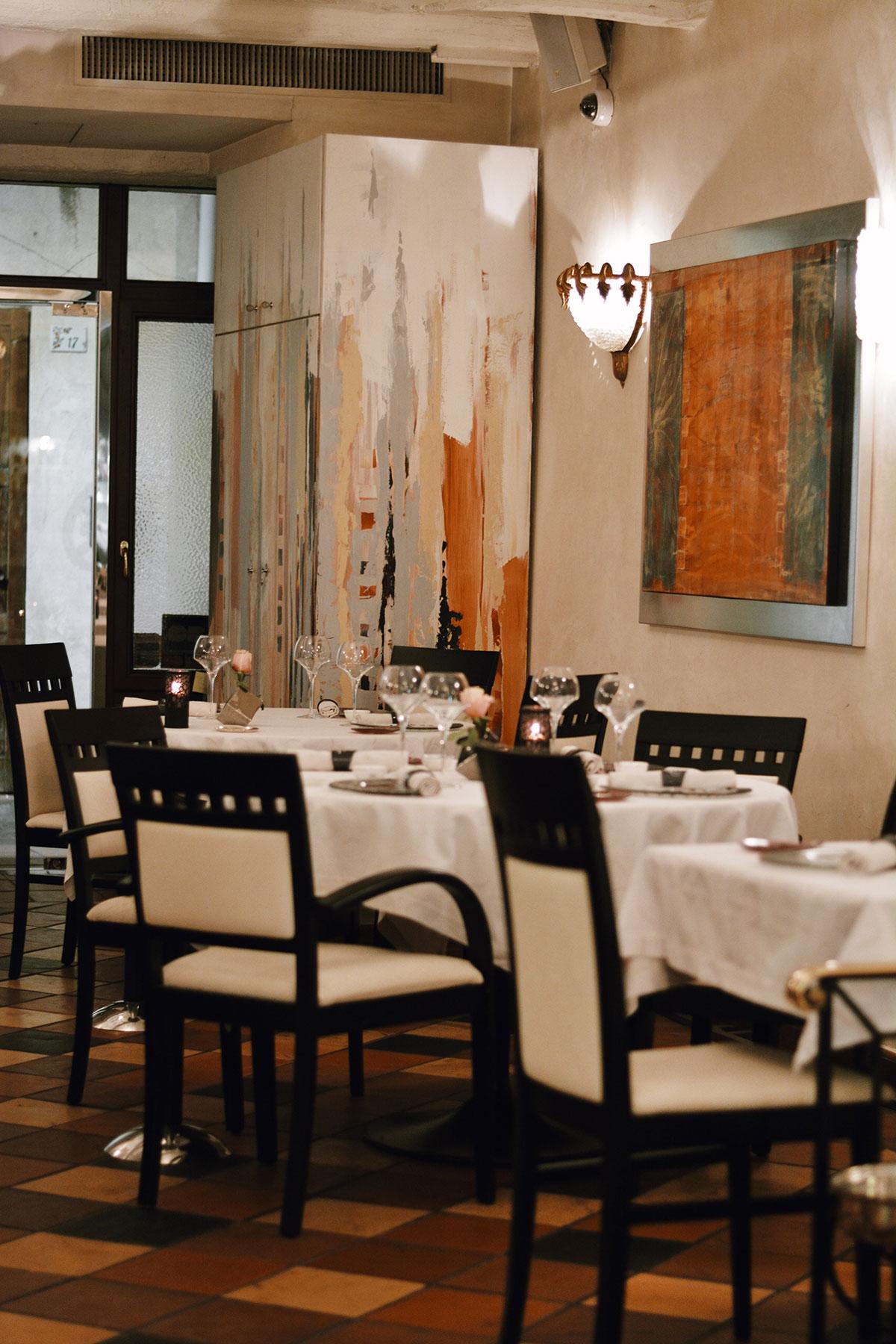 Restaurant étoilé